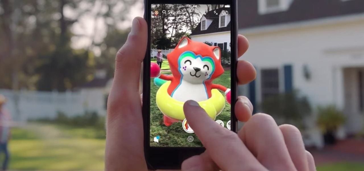 Snapchat Rides AR Ads to Boost in Revenue Despite Redesign Hiccups