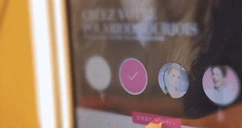 Coty's Magic Mirror Detects Makeup Products & Then Applies Them to Your Face in Augmented Reality