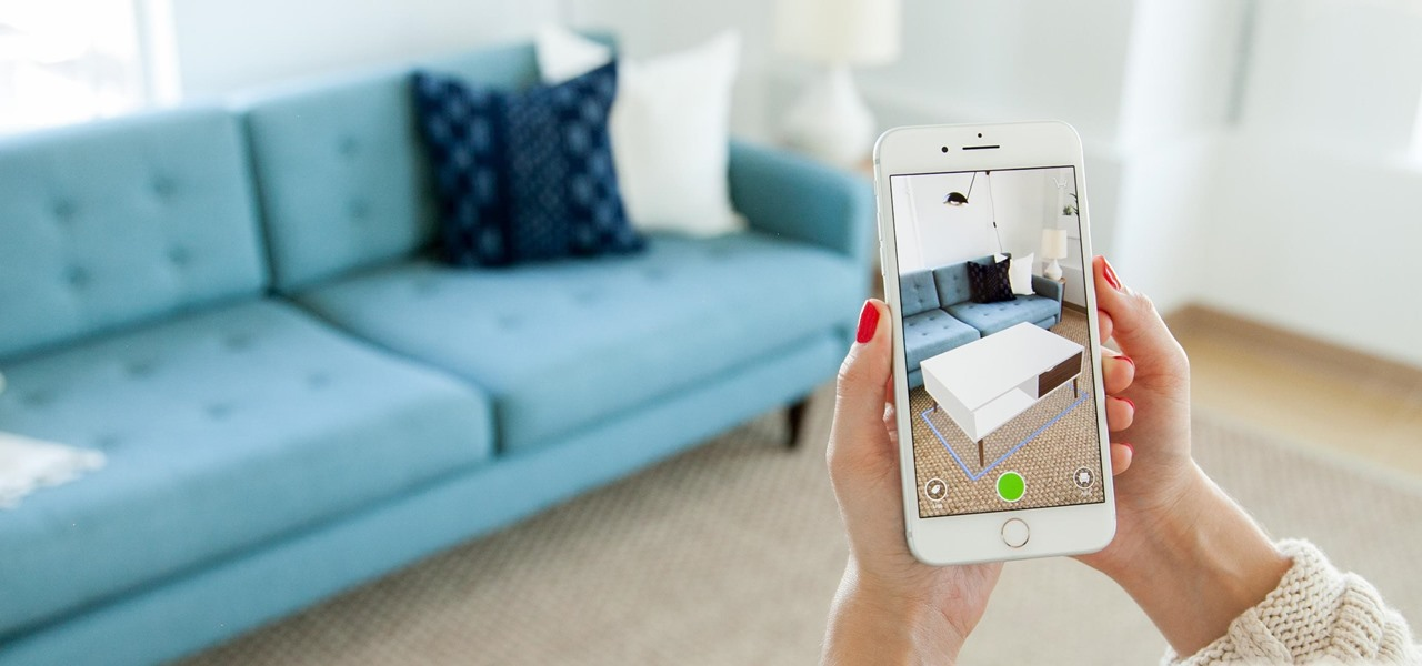 Houzz ARKit App Beats IKEA to the App Store