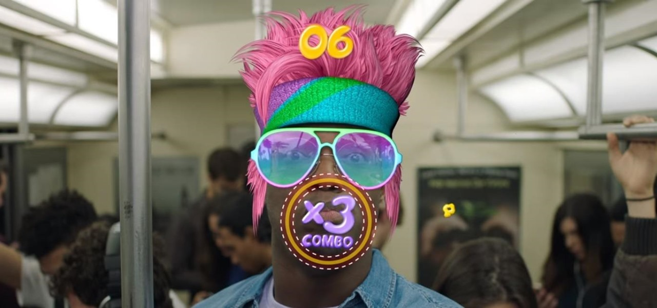 Snapchat Unlocks Snappables Augmented Reality Games for Brands Including Candy Crush, Bud Light & Dunkin' Donuts