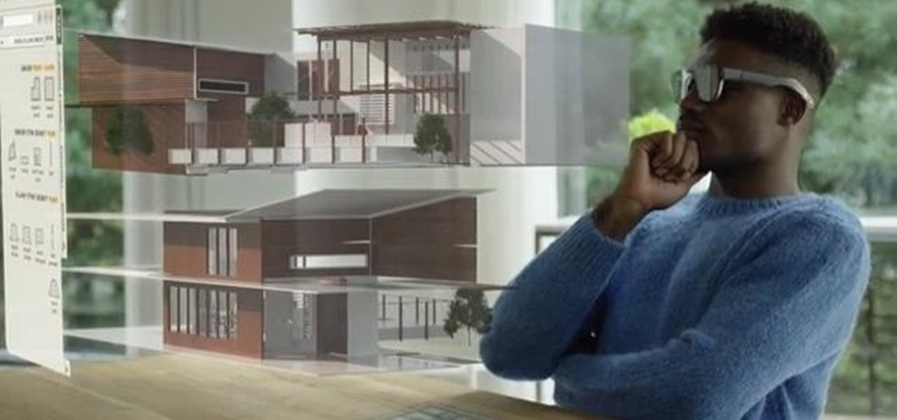 Samsung Reveals Its Vision for Smartglasses & Wearable Computing in Leaked Videos