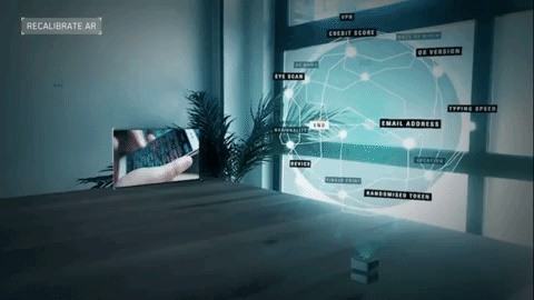 Escape Room Experience Comes to Mobile via Futuristic 'The Lockdown' Augmented Reality Game