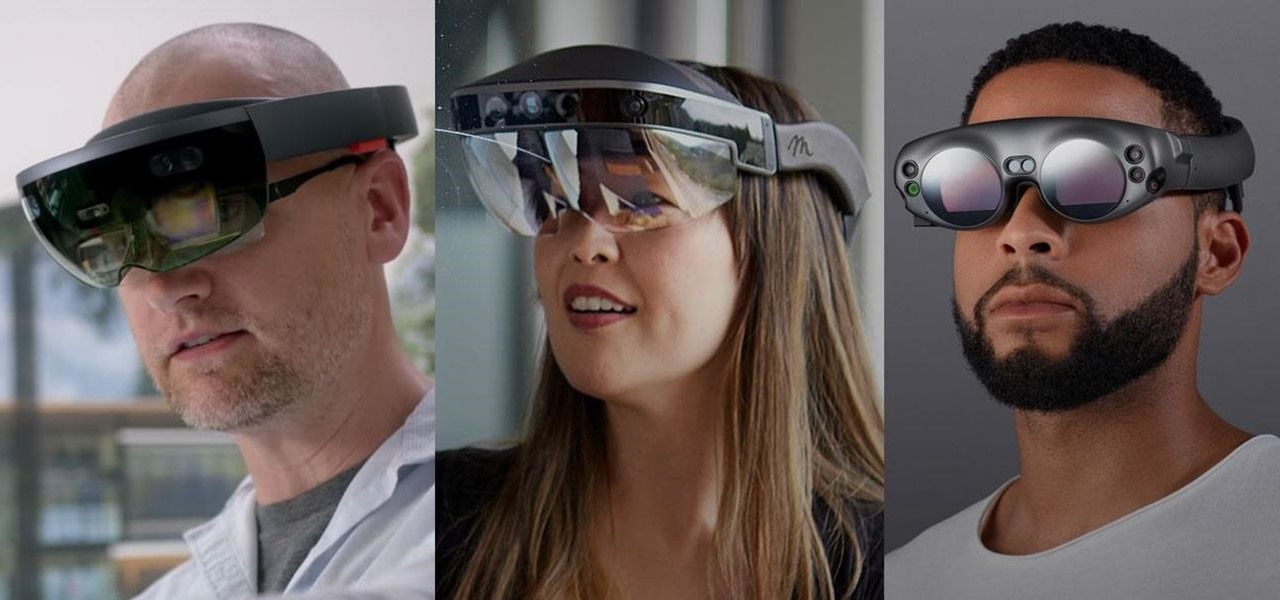 What's the Difference Between HoloLens, Meta 2 & Magic Leap?