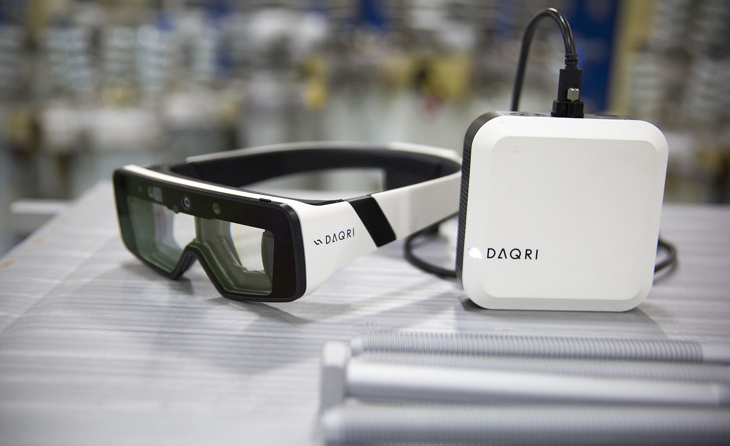 Daqri's Patent Portfolio & Trademarks Put Up for Sale