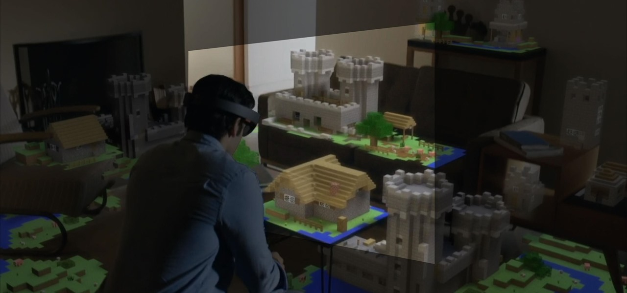 The HoloLens Might Have a Small Field of View, but That's Actually a Good Thing