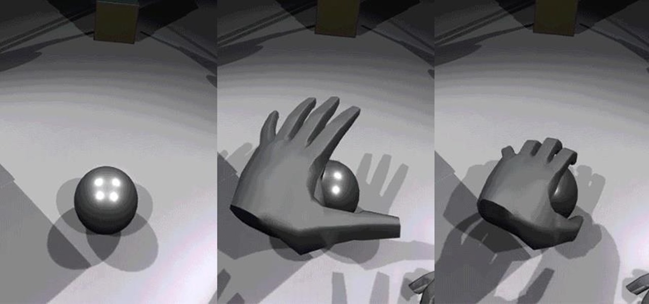 Leap Motion's Interaction Engine Brings Natural Gestures into Virtual Worlds