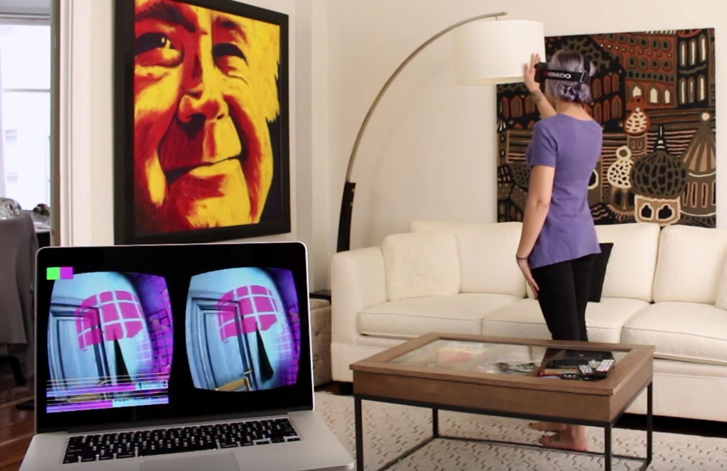 Occipital Wants to Turn iPhones into Mixed Virtual Reality Headsets