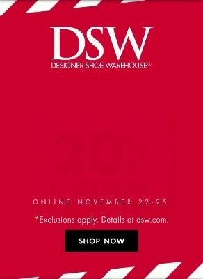 The trader DSW accidentally mimics