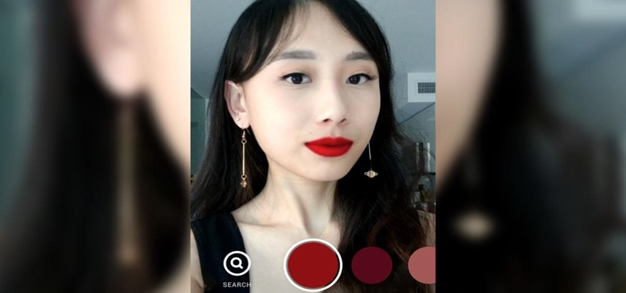 Pinterest Adds AR Makeup Try-On Feature to Its Mobile Lens Tool
