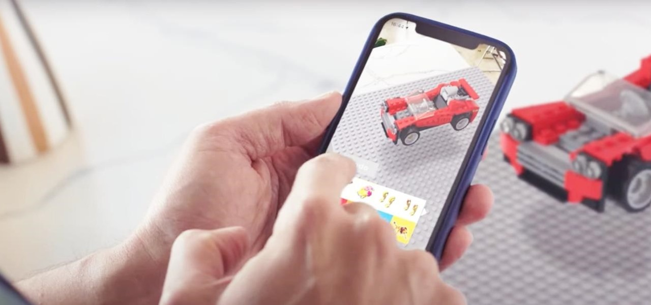 Hands-On with the Lego Snapchat Augmented Reality Experience That Lets You Build With Friends Remotely