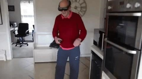 Magic Lines Works to Restore Mobility to Parkinson's and Dementia Patients Through AR on Magic Leap & HoloLens