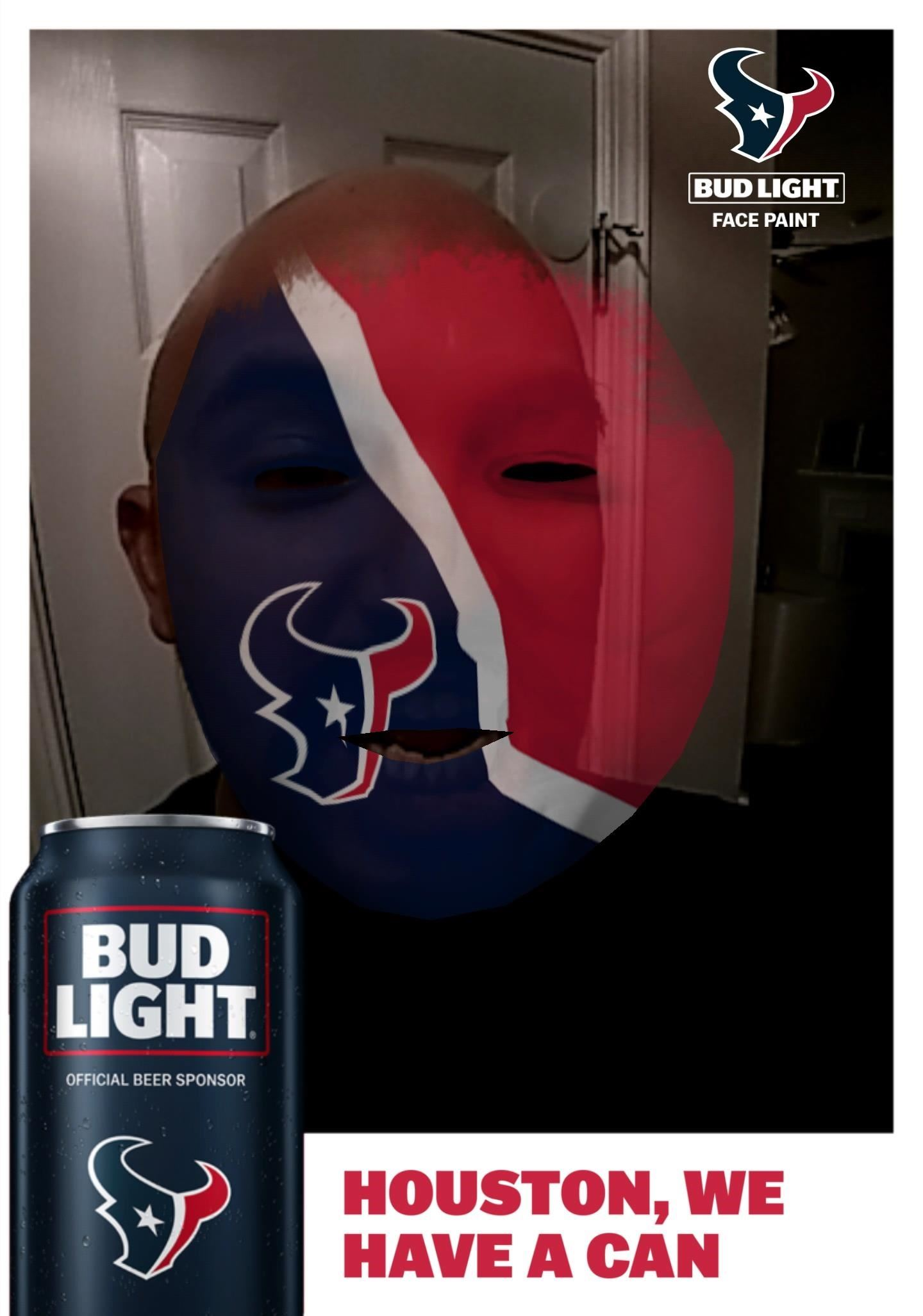 NFL Fans Can Paint Their Faces in AR Without Looking Like Complete Maniacs