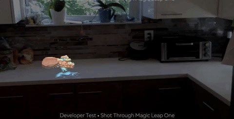 Unreal Engine Update Brings Support for Latest Augmented Reality Toolkits from Magic Leap, Apple, & Google