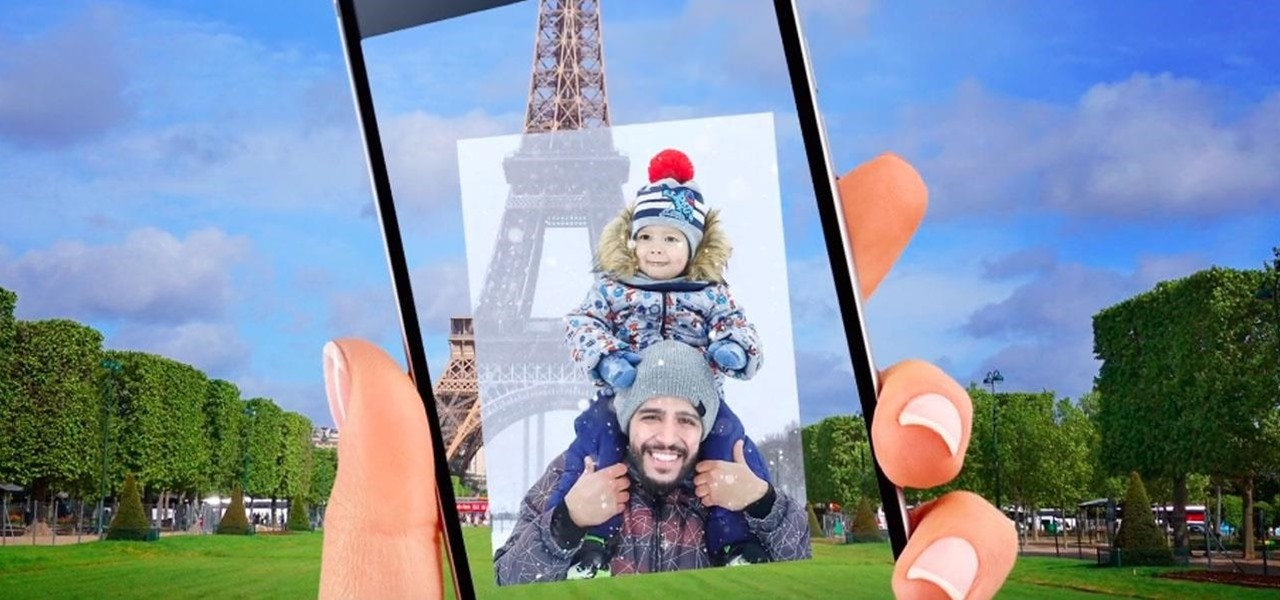 ReplayAR Anchors Your Photos in Real-World Locations So You Can View Them in AR Later