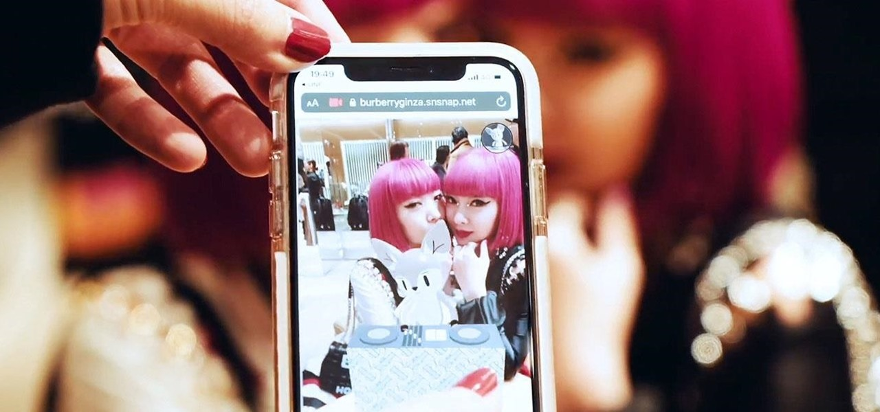Burberry Teams with Google Search to Let You Browse High Fashion in Augmented Reality