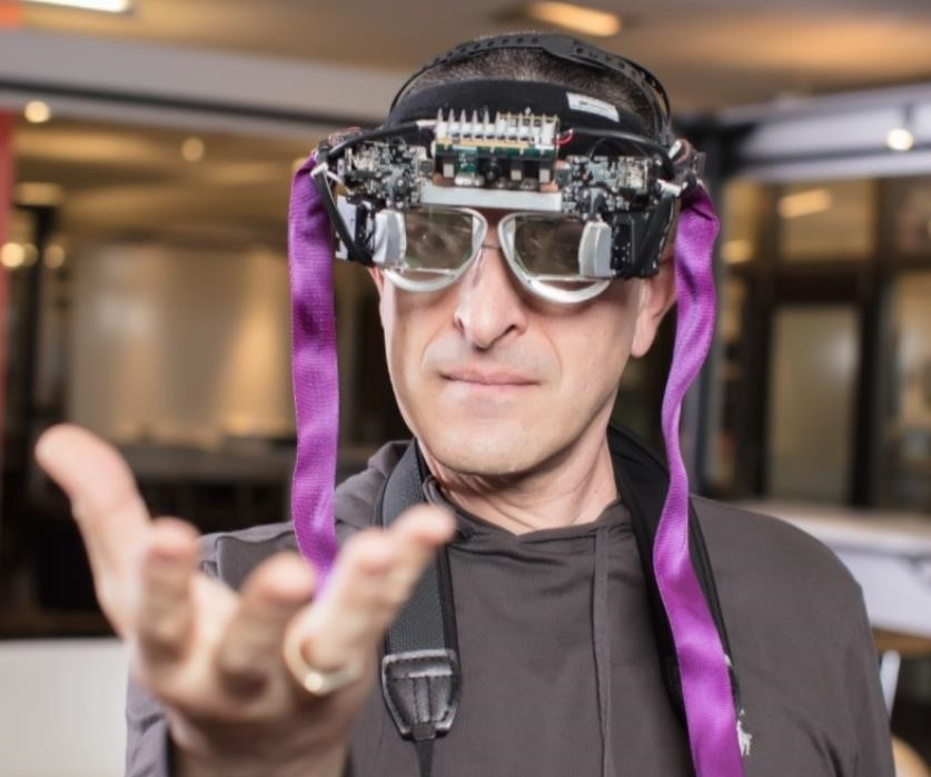 Microsoft Shows Off Rare Images of Early HoloLens Prototypes