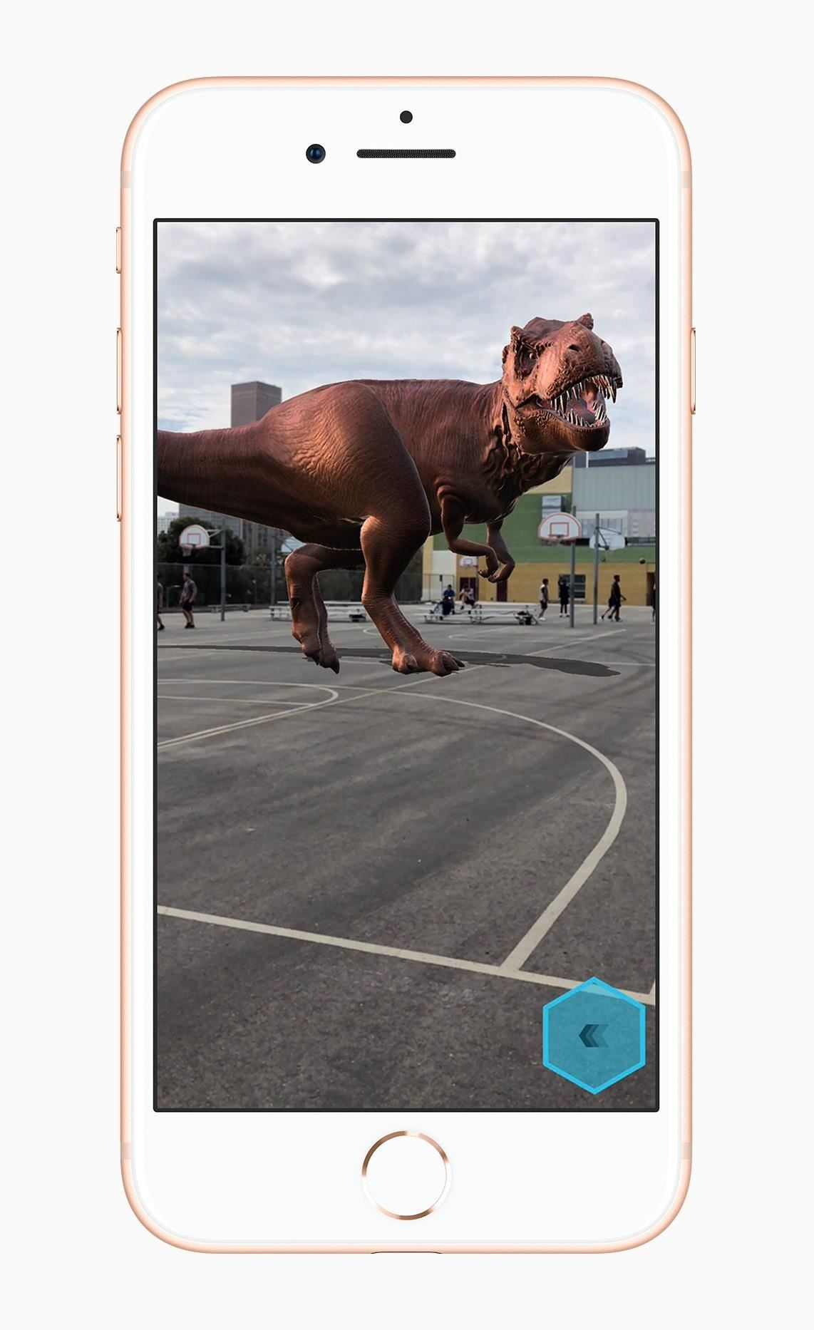 Apple AR: Apple's ARKit Launch Partners Include MLB, Directive Games & More