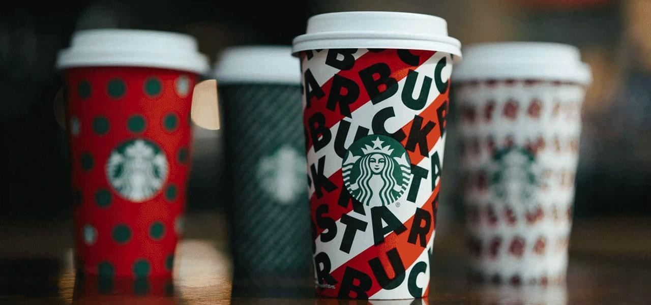 Starbucks uses Instagram AR to promote sustainability through its holiday campaign.