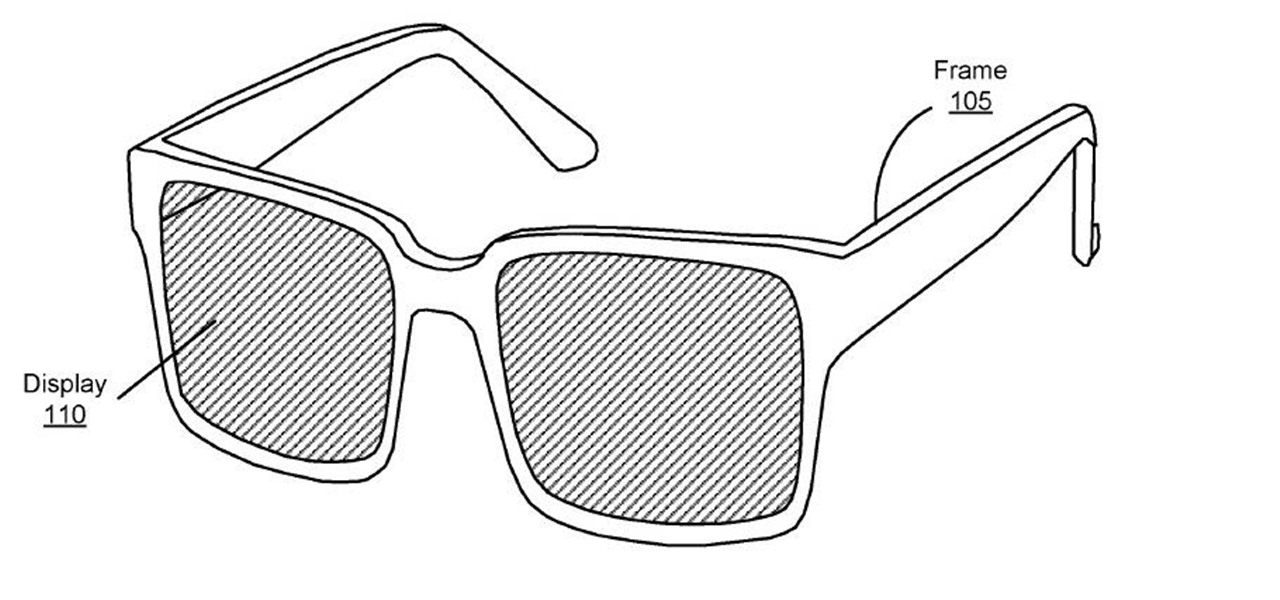 Facebook's Plans for AR Smart Glasses Previewed in Patent Filing