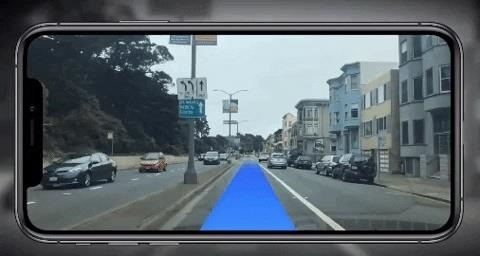Mapbox Beta Gives Developers Tools for Integrating Augmented Reality into Car & Mobile Device Navigation Apps