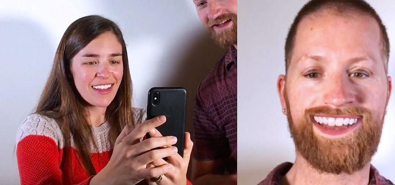 Apple iPhone X App Lets You Wear Your Friend's Face Like a Mask & Put Words in Their Mouth