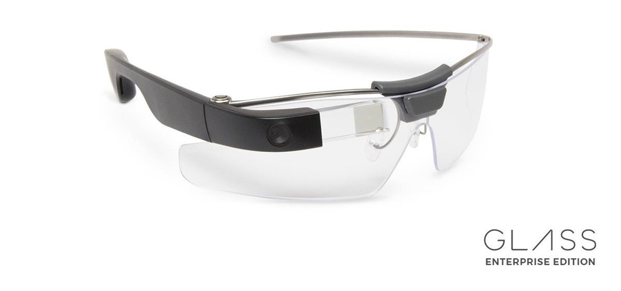 Google Glass Enterprise Edition Open for Business