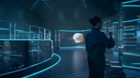 BAE Systems Uses HoloLens to Create AR Command Interfaces Straight Out of 'Minority Report' for British Royal Navy