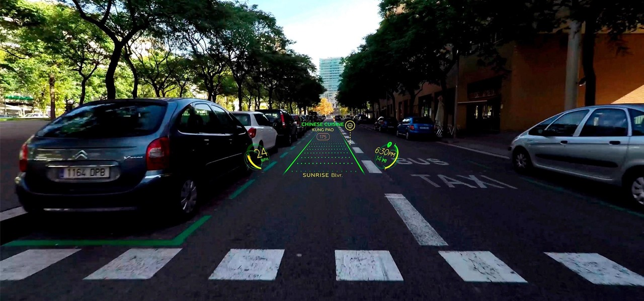 WayRay Wows Auto Industry with AR Navigation Tech