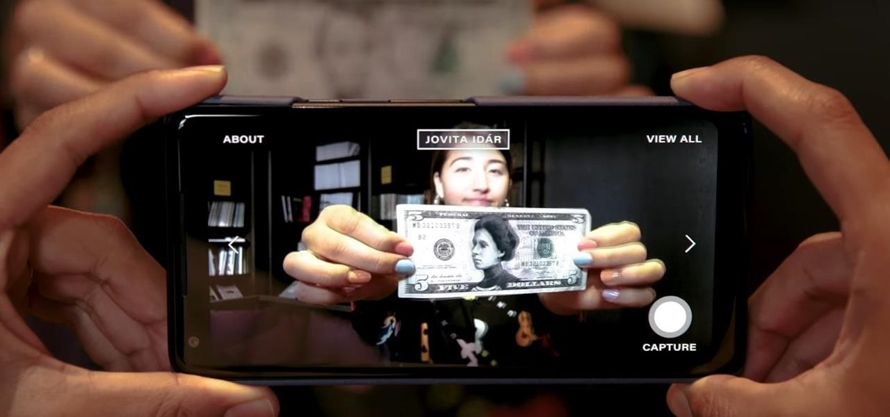Google Puts Faces of Historic Women on US Currency via Augmented Reality