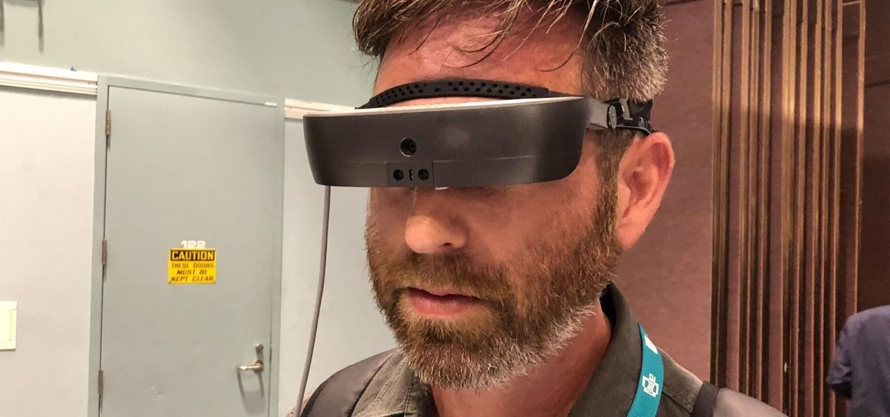 8 of the Wildest augmented reality goggles you have not seen