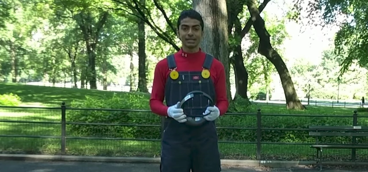 This Guy Playing IRL Super Mario in Central Park Is One of the Coolest & Most Fun Demos of What MR Can Do