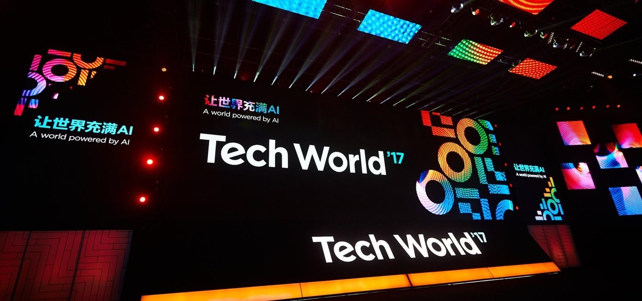 Lenovo Previews Augmented Reality Concepts at Tech World Conference