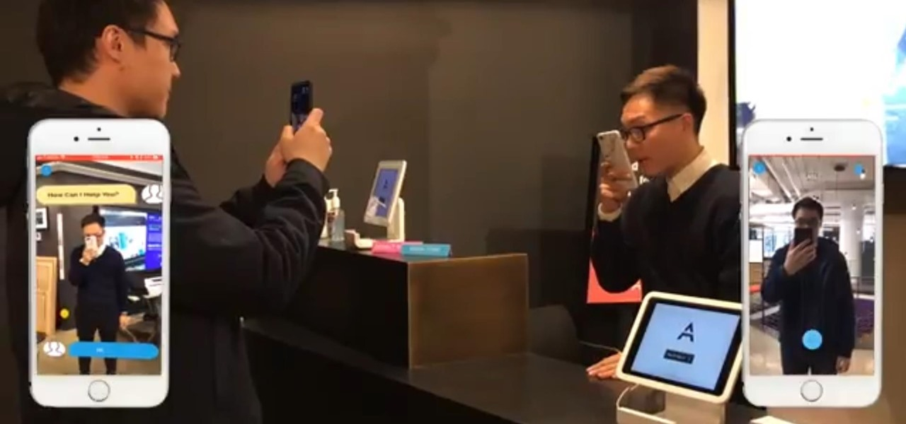 Augmented Reality App Created by NYU Students Can Translate Sign Language in Real Time