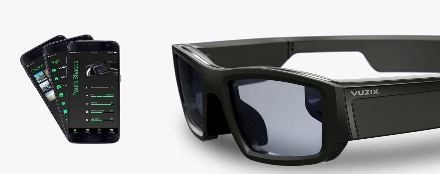 Vuzix Begins Accepting Pre-Orders for Blade Developer Kits