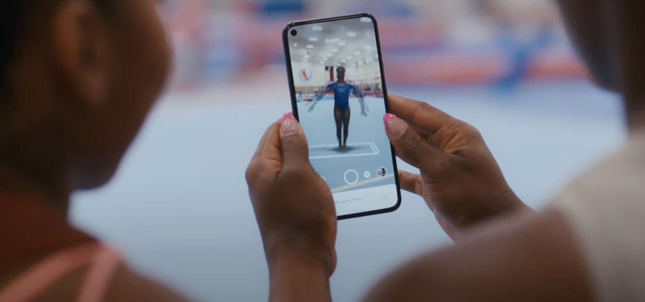 Google Adds Sports Athletes to AR Search, Includes Virtual Street Signs in Live View AR in Google Maps