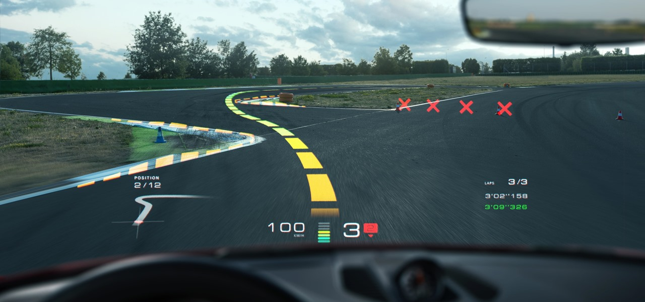 Auto AR Tech Company WayRay Sets Its Sights on Unicorn Status with $80M Funding Round Led by Porsche