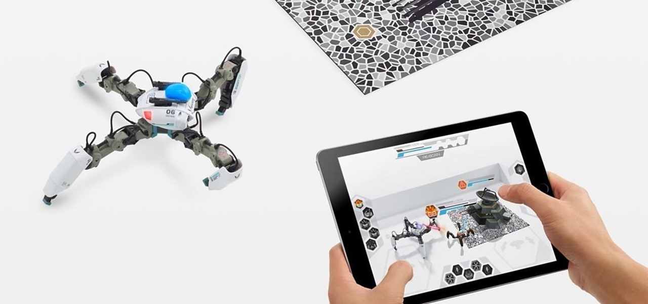 Apple Tests Retail Waters for AR Hardware with MekaMon Gaming Robot