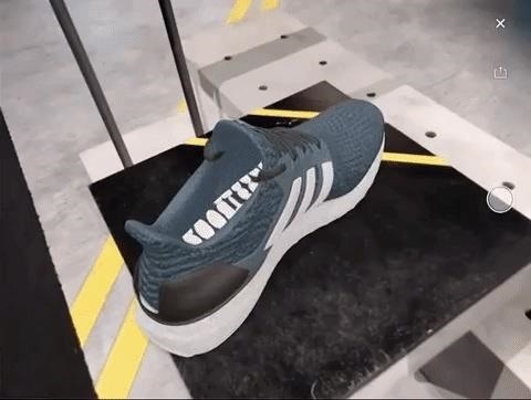 Adobe Recruits Adidas to Create AR Retail Store Experience via Project Aero