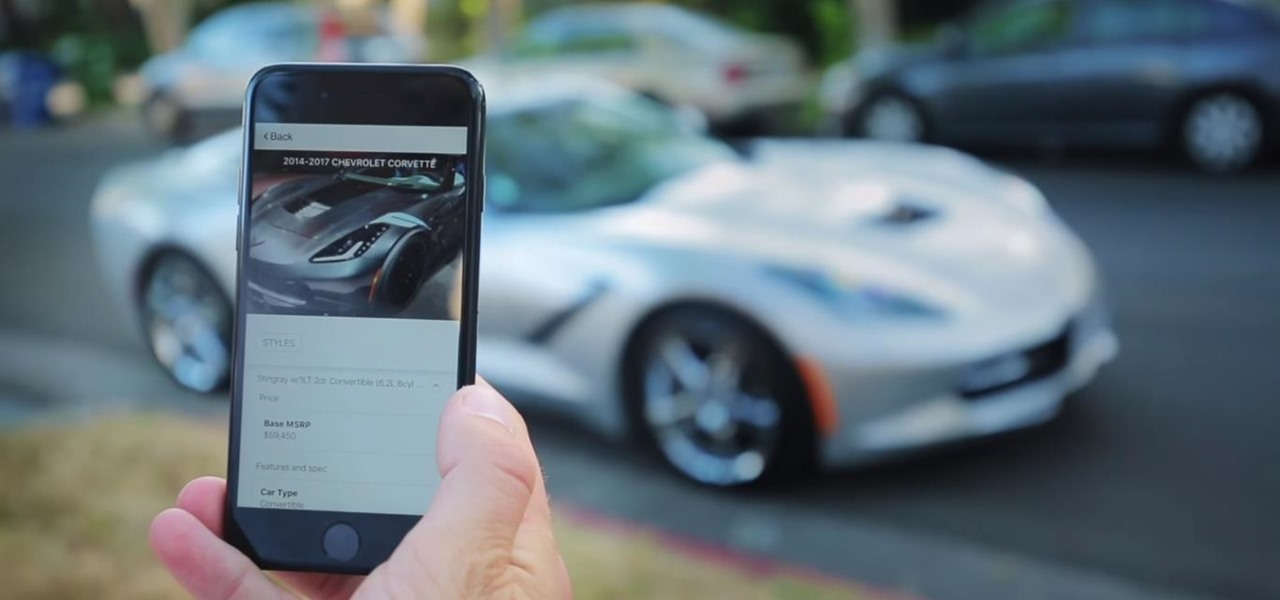 Blippar Transforms into Shazam for Cars