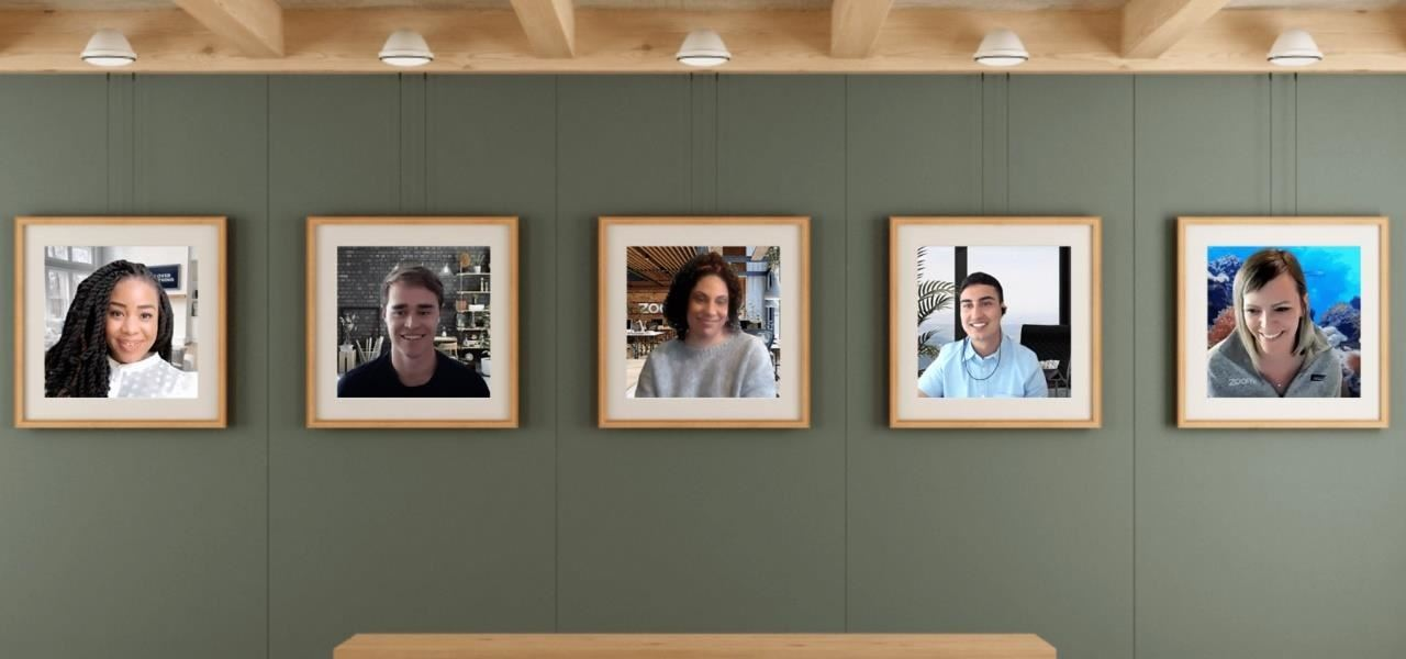 Zoom Unveils Immersive Feature That Puts Multiple People in a Single Virtual Room