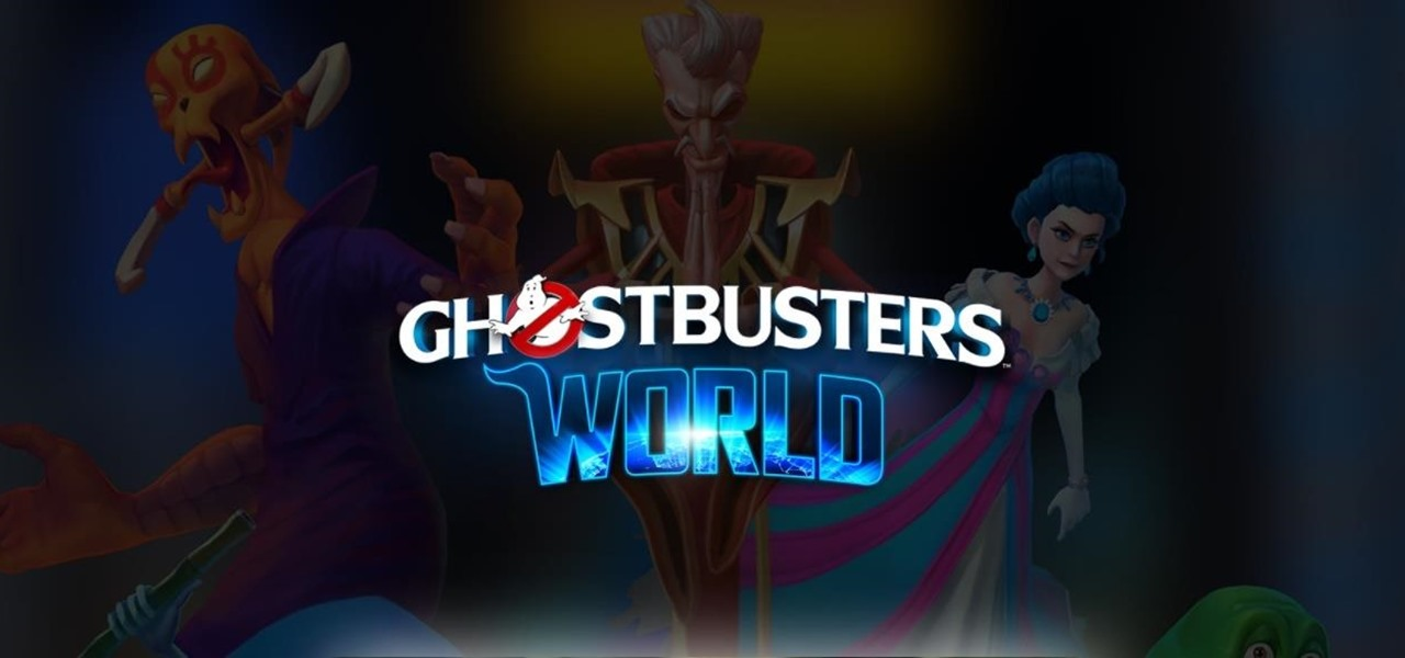 Ghostbusters World Might Be the Killer App for Google's ARCore Platform