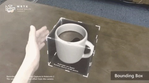 The Magic of Microsoft's HoloLens 2 Hand Interaction on Display in Mixed Reality Toolkit v2 Demo Video