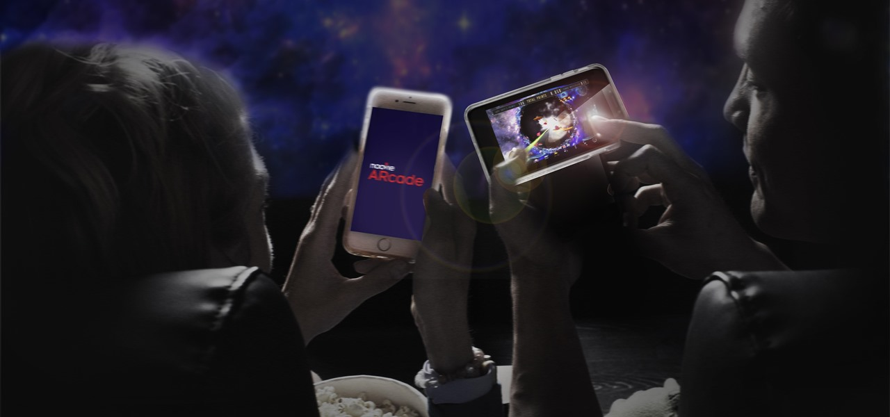 Theaters Turn to Mobile AR Gaming to Reclaim Pre-Show Movie Experience