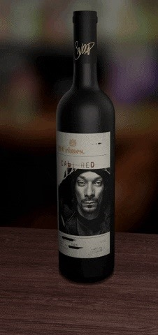 Snoop Dogg's Cali Red Wine Pours Another Glass of AR via 8th Wall's WebAR