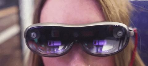 Amid Motorola Razr Hype, Lenovo Unveils AR Glasses Concept for Private Computing