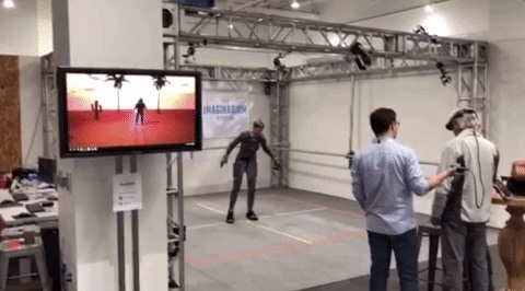 Inside Magic Leaps Cinematic Partnership with Andy Serkis & The Imaginarium's Experimental Motion Detection Experience