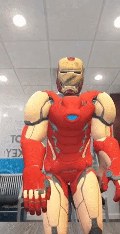 AR Snapshots: Live Out Your Sci-Fi Dreams with Iron Man Suits & Lightsabers in Snapchat