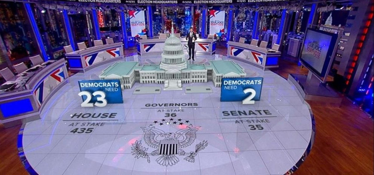 ABC News Elects to Add AR to Midterm Election Coverage