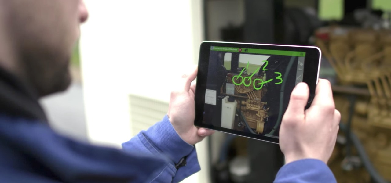 Markerless Tracking & Tango Support Come to Scope AR's Remote Assistance Solution Remote AR