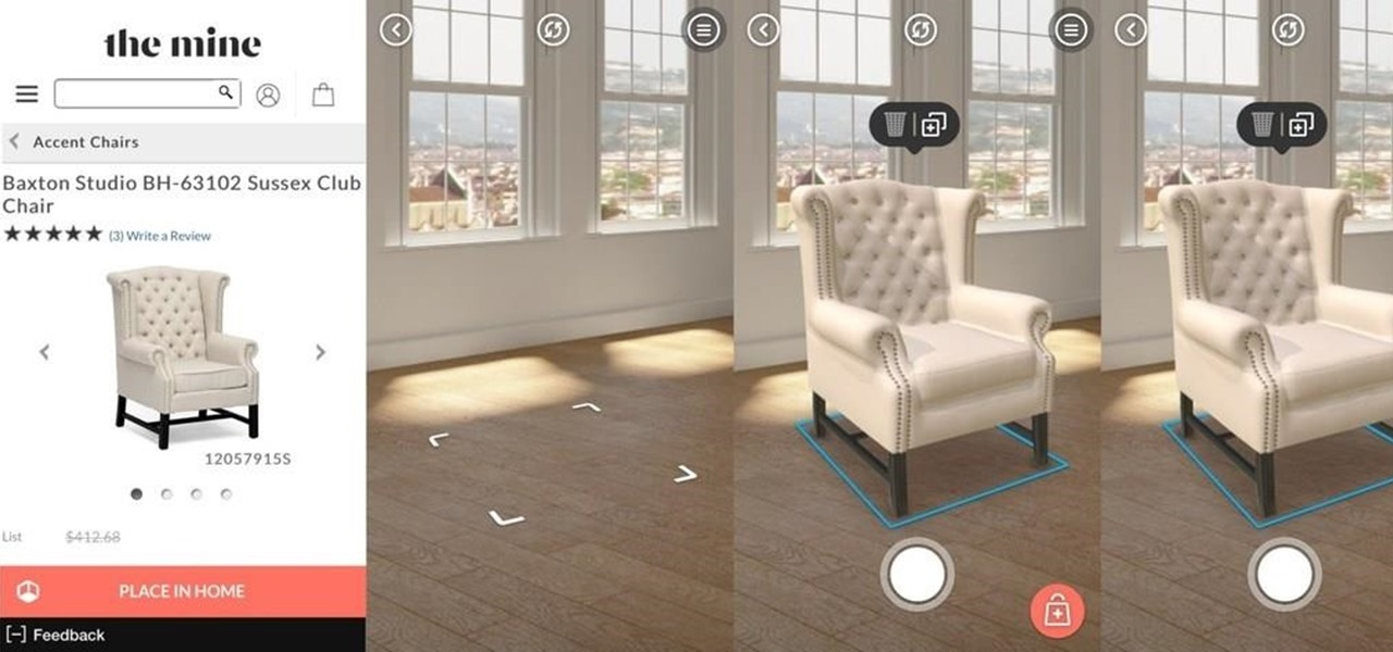 Lowe's Builds Pair of AR Apps with ARKit